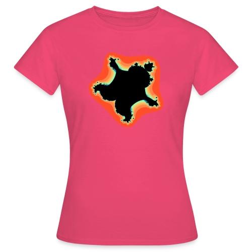 Burn Burn Quintic - Women's T-Shirt