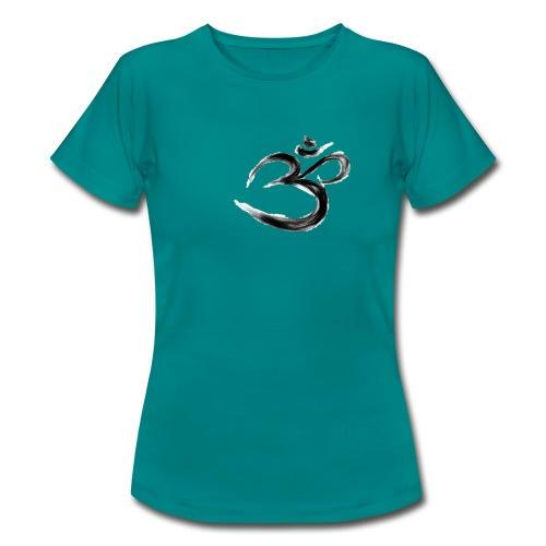 Black OM - T-shirt dam