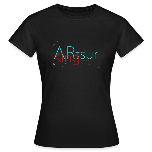 ARtsurKing Logo - Women's T-Shirt