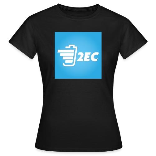 2EC Kollektion 2016 - Frauen T-Shirt