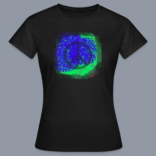 Spray Peace - Frauen T-Shirt