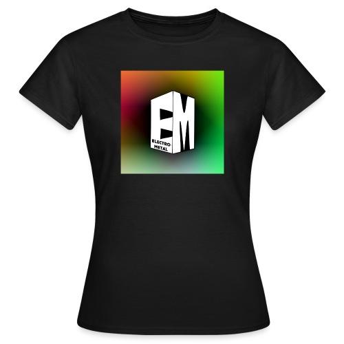 ElectroMetal_Logo - Women's T-Shirt