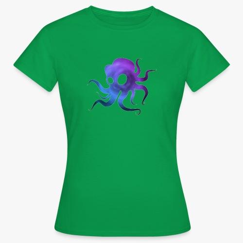 Space Squid - Dame-T-shirt