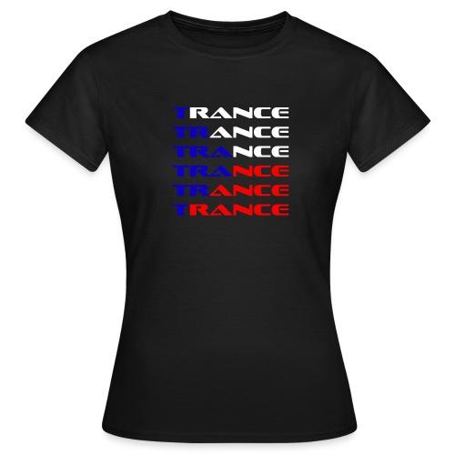 Trance Tjeckien - T-shirt dam