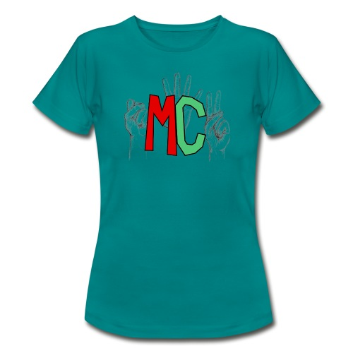 Logo vuoto iMorracinese - Maglietta da donna