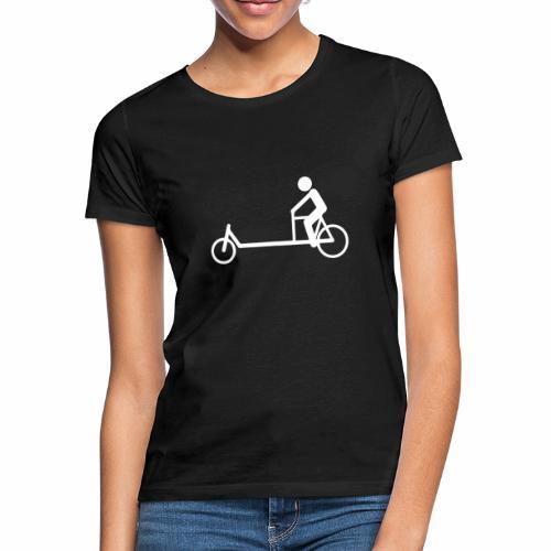 Biporteur - T-shirt Femme