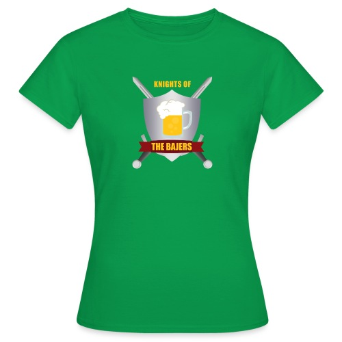 Knights of The Bajers - Dame-T-shirt