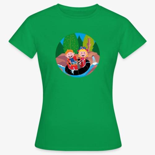 Themepark: Rapids - Vrouwen T-shirt