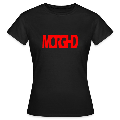 MorgHD - Women's T-Shirt