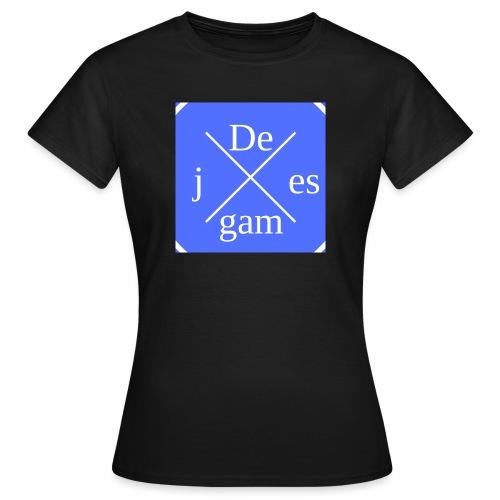 de j games kleren - Vrouwen T-shirt