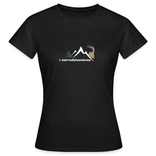 i-sierradelasnieves.com - Camiseta mujer