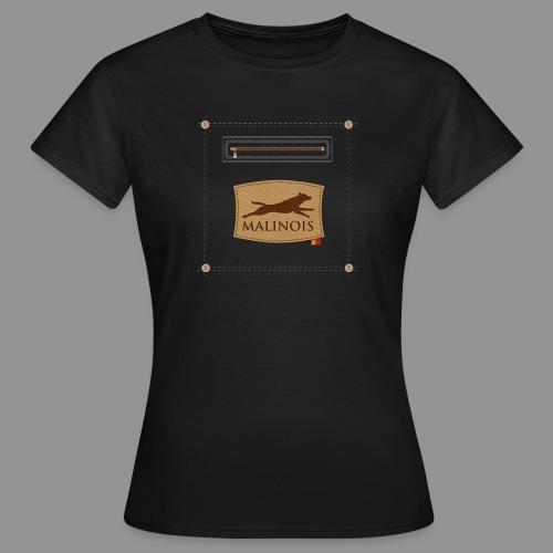 Belgian shepherd Malinois - Women's T-Shirt