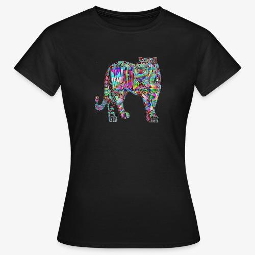 Tigre - T-shirt Femme