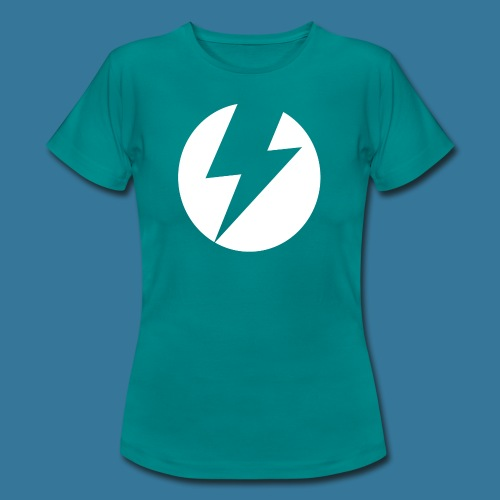 BlueSparks - White - Women's T-Shirt