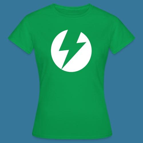 BlueSparks - White - Women's T-Shirt