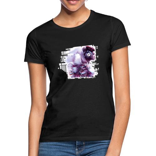Plakat PG6 2 - Frauen T-Shirt