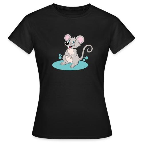 Kleine Maus - Frauen T-Shirt