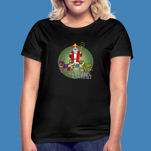 The Human Centipiet - Vrouwen T-shirt