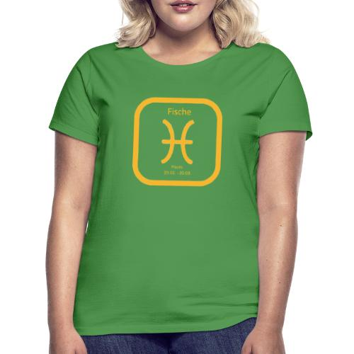Horoskop Fische12 - Frauen T-Shirt