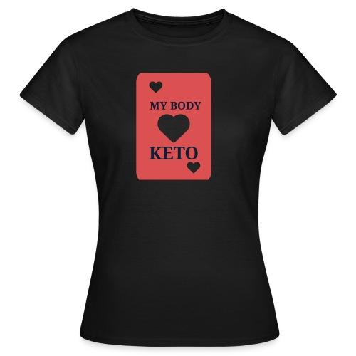 Keto - Vrouwen T-shirt
