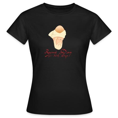 Rumi Day, 30th Sept - Women's T-Shirt