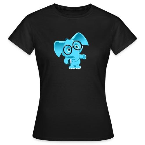 elephan1 - T-shirt Femme