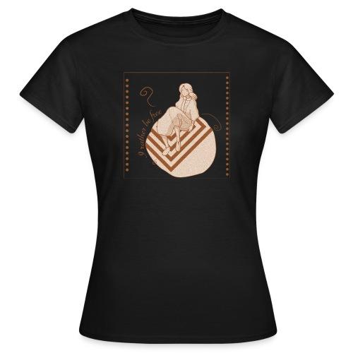 REFG - T-shirt Femme