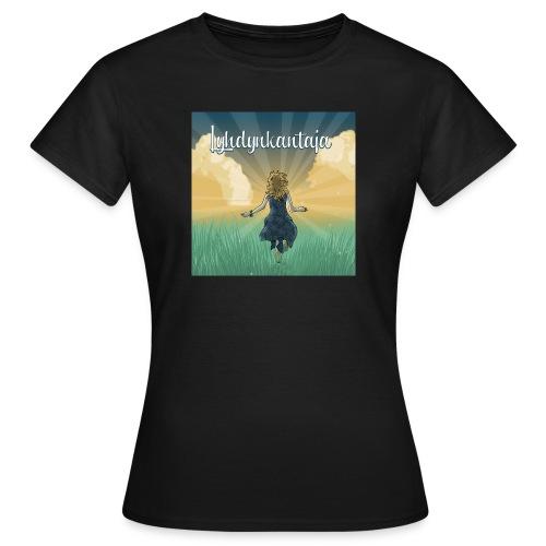 Lyhdynkantaja - Logo - Naisten t-paita