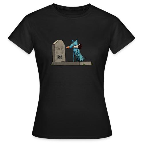 Tindaloo & Escher - T-shirt Femme