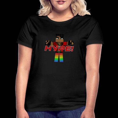 MCskin - T-shirt dam