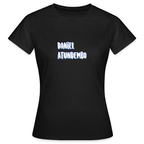Daniel Atundembo - T-shirt dam