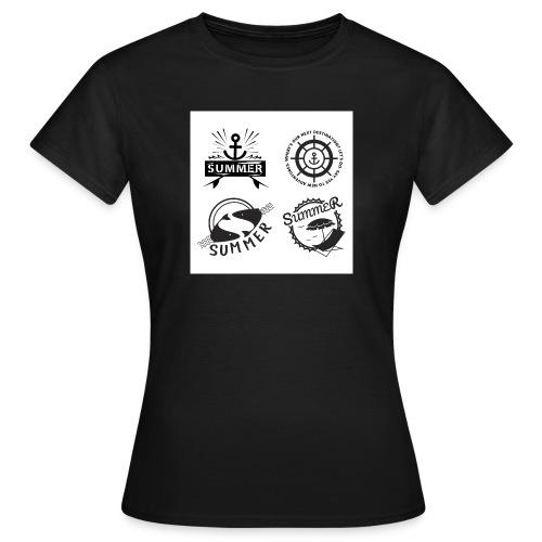 Summer adventure - Frauen T-Shirt