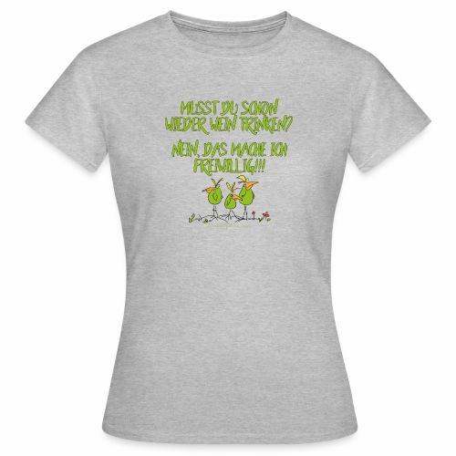 designbykiss (13) - Frauen T-Shirt