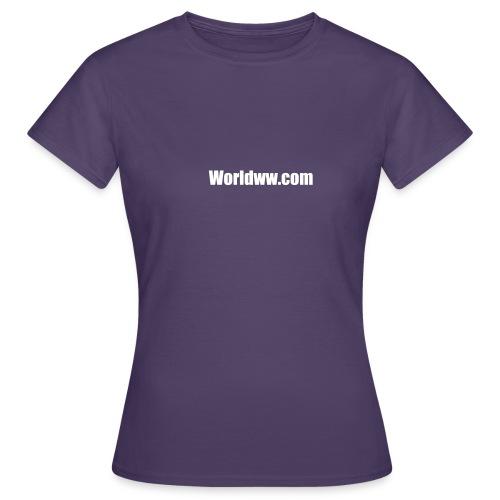Internet online web - Women's T-Shirt