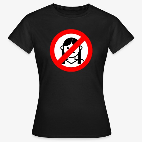 Das Ironie Greta Shirt - Frauen T-Shirt