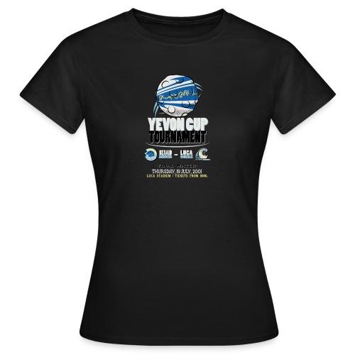 Blitzball Finals Yevon Cup Royal Blue - Women's T-Shirt