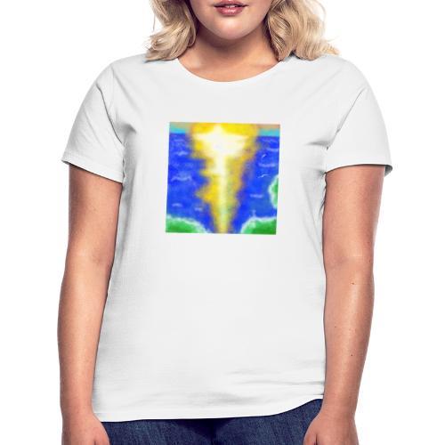 lux semper vincit - Frauen T-Shirt