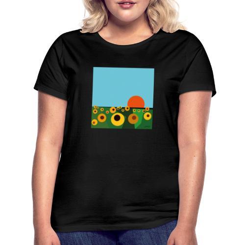 Sunflower - Women's T-Shirt