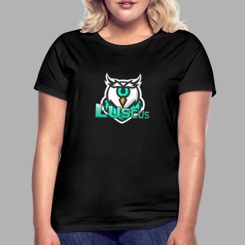 lucus schrift gross - Frauen T-Shirt