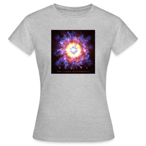 Bagles The Crazy Kickskaters Merch - T-shirt dam