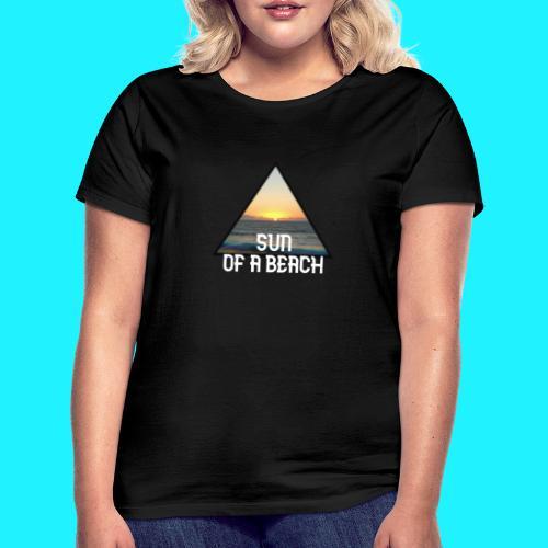 Sun of a beach - Dame-T-shirt