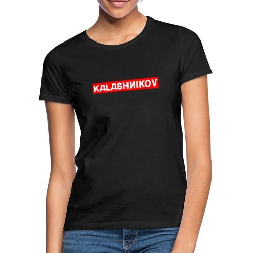 KALASHNIKOV - Frauen T-Shirt