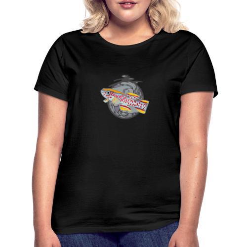 Space Fish Bluecontest - T-shirt Femme