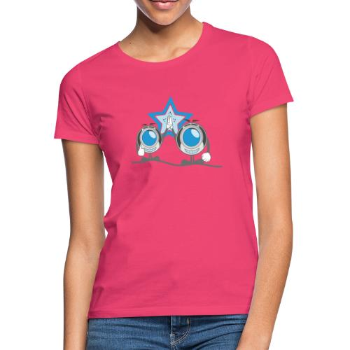 high5 clopter - Frauen T-Shirt