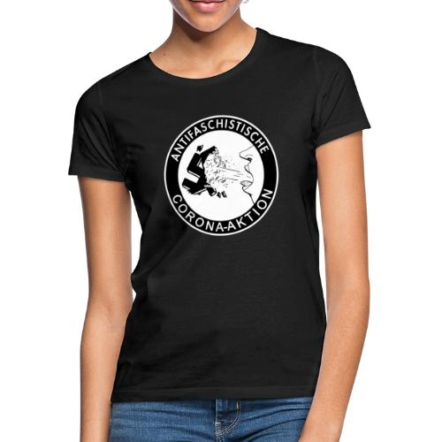 Antifaschistische Corona-Aktion - Frauen T-Shirt