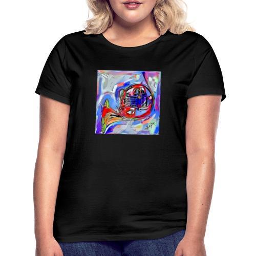 cornoarte1 - Vrouwen T-shirt