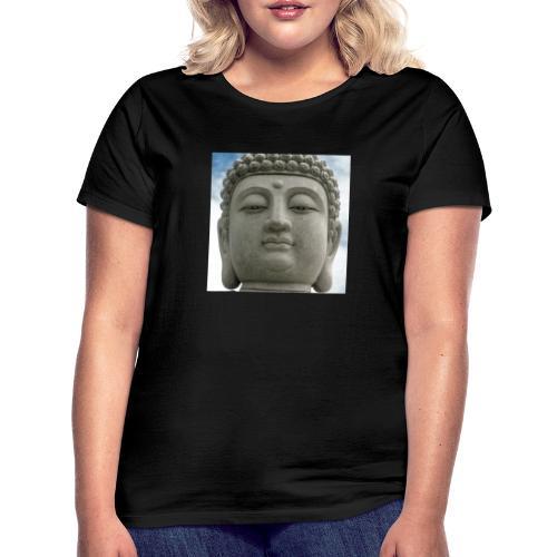 cabeza de buda - Camiseta mujer