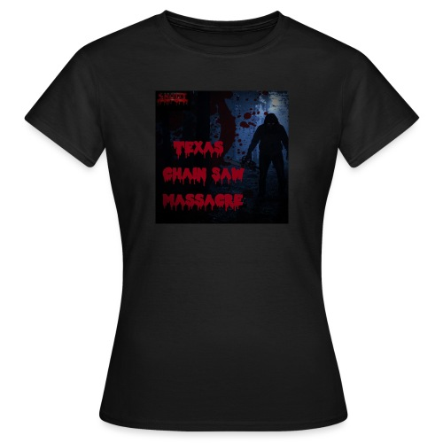 S.H.O.U.T - Texas Chain Saw Massacre Single Cover - Naisten t-paita