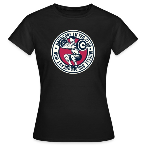 Lifter Club - Vrouwen T-shirt