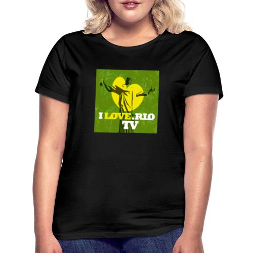 ILOVE.RIO TV - Women's T-Shirt